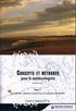 Concepts et méthodes pour le météorologiste T1